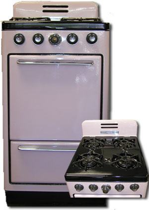 Buckeye Appliance Stoves ~ More Stoves